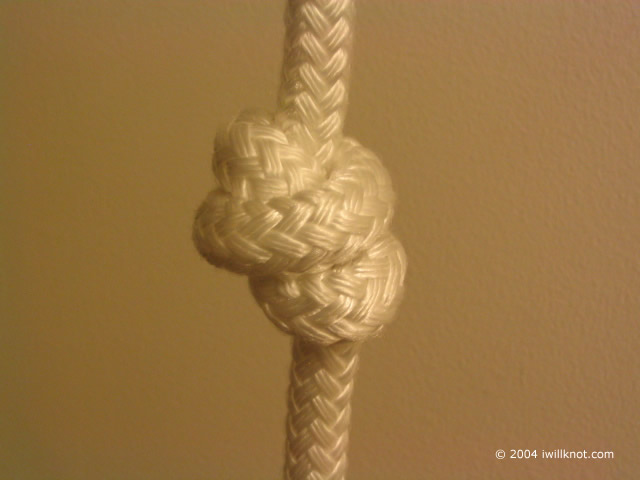cow hitch knot instructions